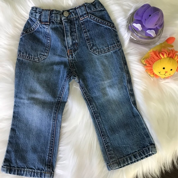 Cherokee Toddler Girls Jeans Bootcut Size 18 Months NWT